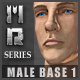 MR series Male Base 1 - 3DOcean Item for Sale