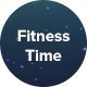 Fitness Time Landing Page - ThemeForest Item for Sale