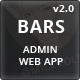 Bars Web App Admin Panel HTML Bootstrap 3 Template - ThemeForest Item for Sale