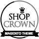 Shopcrown - Responsive & Retina Ready Magento  - ThemeForest Item for Sale