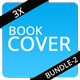 Book Cover Templates Bundle - GraphicRiver Item for Sale
