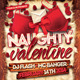 Naughty Valentine Flyer - GraphicRiver Item for Sale