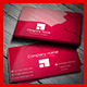 Valentine's Day Business Card - GraphicRiver Item for Sale