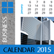 Business Calendar Template 2015 (2014) - GraphicRiver Item for Sale