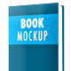 Book Mockup PSD - GraphicRiver Item for Sale