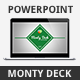 Monty Deck Powerpoint Presentation - GraphicRiver Item for Sale