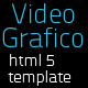 Videografico HTML5 Template - ThemeForest Item for Sale