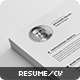 Clean Resume++ - GraphicRiver Item for Sale