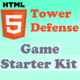 HTML5 Tower Defense Game Starter Kit - CodeCanyon Item for Sale