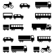 Transportation Symbols - GraphicRiver Item for Sale