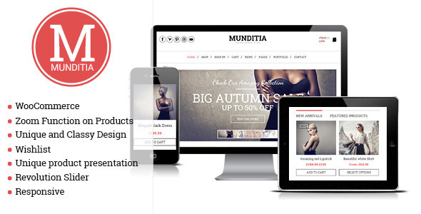 Vinty - WooCommerce Business WordPress Theme