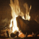Fireplace With Protective Grid - VideoHive Item for Sale