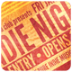 Indie Night - Flyer [Vol.18] - GraphicRiver Item for Sale