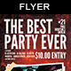 Big Title Concert Flyer - GraphicRiver Item for Sale