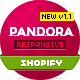 Pandora — Responsive Shopify HTML5 Theme - ThemeForest Item for Sale