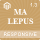 Lepus - Responsive Magento Theme - ThemeForest Item for Sale