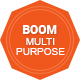 Boom - Multi-Purpose Drupal Theme - ThemeForest Item for Sale