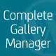 Complete Gallery Manager for WordPress - CodeCanyon Item for Sale