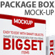 Package Boxes 3d Mock-up - GraphicRiver Item for Sale