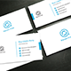 Light Blue Business Card - GraphicRiver Item for Sale