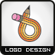 Pencil Studio Logo - GraphicRiver Item for Sale