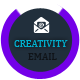 Creativity - Clean Responsive Email Template - ThemeForest Item for Sale