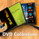 DVD Collection Mock-Up - GraphicRiver Item for Sale