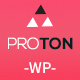 Proton - WordPress Theme for Corporate, Business - ThemeForest Item for Sale