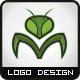 Mantis Design Logo - GraphicRiver Item for Sale
