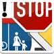 Elements - Traffic Signs - GraphicRiver Item for Sale
