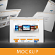 Website Mockup - GraphicRiver Item for Sale