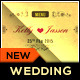Wedding Invitation Package - Royal Golden - GraphicRiver Item for Sale