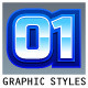 Illustrator Graphic Styles 01 - GraphicRiver Item for Sale