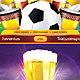 Europa Football Templates - GraphicRiver Item for Sale