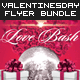 Valentines Day Flyer Bundle - GraphicRiver Item for Sale