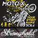 Moto X Team T-Shirt Template - GraphicRiver Item for Sale