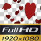 Falling Valentine Hearts - VideoHive Item for Sale