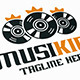 Music King Logo - GraphicRiver Item for Sale