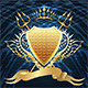 Shield with Tridents - GraphicRiver Item for Sale