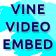 Vine Video Embed Module and Content Plugin - CodeCanyon Item for Sale