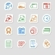 Seo Icons as Labes Vol 3 - GraphicRiver Item for Sale