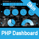 PHP Dashboard Skin (San Francisco Nights) - CodeCanyon Item for Sale
