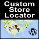 Custom Store Locator - WP Store Finder Plugin - CodeCanyon Item for Sale