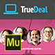 True Deal Multipage Muse Template - ThemeForest Item for Sale