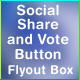 Social Share and Vote Button Flyout Box for Joomla - CodeCanyon Item for Sale