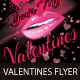 You Are My Valentines Flyer Template - GraphicRiver Item for Sale