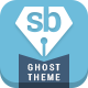 SuperB for Ghost - Clean and Responsive Theme - ThemeForest Item for Sale