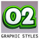 Illustrator Graphic Styles 02 - GraphicRiver Item for Sale