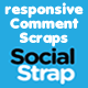 Comment Scraps addon for SocialStrap - CodeCanyon Item for Sale