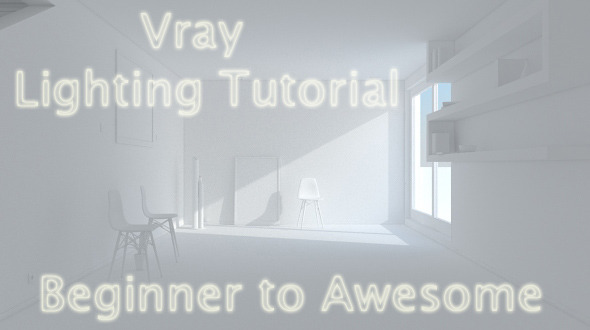 TutsPlus Vray Lighting Tutorial Beginner To Awesome Part 1 697109